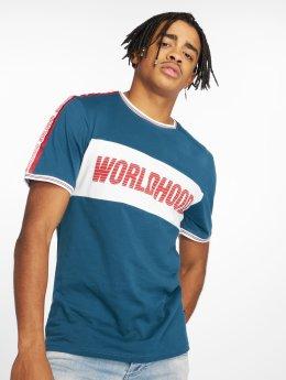 Only & Sons T-Shirt onsFavre blau