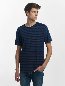 Only & Sons t-shirt onsIndigo Chi Stripe blauw