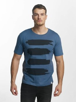 Only & Sons T-Shirt onsMerek O-Neck bleu
