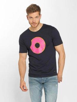 Only & Sons T-Shirt onsMarco Funny Print bleu