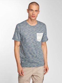 Only & Sons onsDart Pocket Fitted T-Shirt Medium Blue Melange