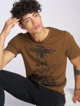 Only & Sons T-Shirt onsGarreth brun