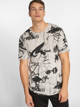 Only & Sons T-Shirt onsFenton grau