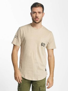 Only & Sons t-shirt onsCamp grijs