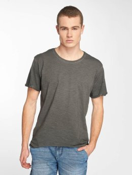 Only & Sons t-shirt onsSlam Slub grijs