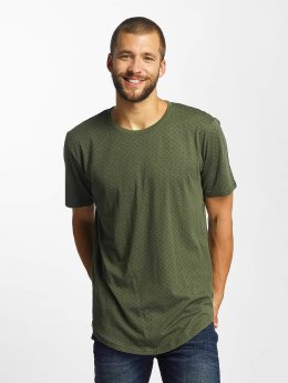 Only & Sons t-shirt onsMini AOP groen