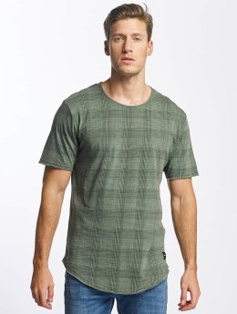 Only & Sons t-shirt onsAbolt Slim groen
