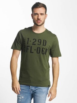 Only & Sons t-shirt onsChase groen