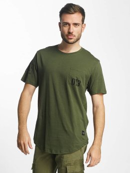 Only & Sons t-shirt onsCamp groen
