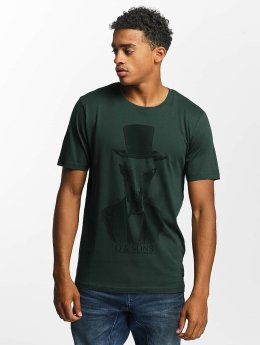 Only & Sons T-Shirt onsAbraham grün