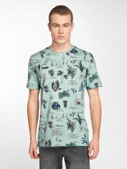Only & Sons T-Shirt onsDimas Slub grün