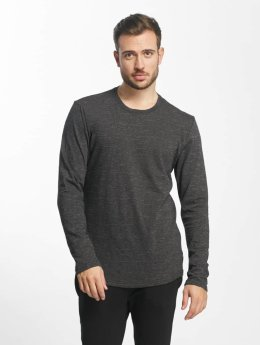 Only & Sons T-Shirt manches longues onsAway Slim gris