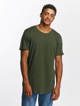 Only & Sons t-shirt onsMatt Longy olijfgroen
