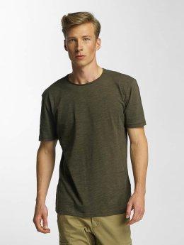 Only & Sons t-shirt onsAlbert olijfgroen