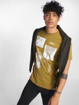 Only & Sons T-Shirt onsFabio olive