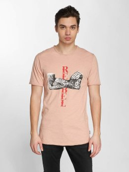 Only & Sons T-Shirt onsDaengelo rosa