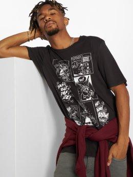 Only & Sons T-shirt onsAstrix svart