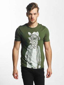 Only & Sons T-Shirt onsChristian vert