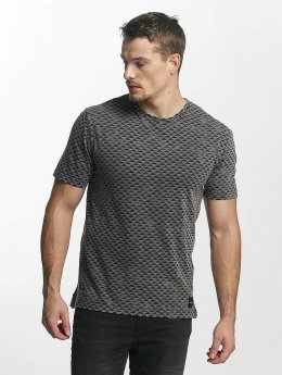 Only & Sons onsMerlin T-Shirt Grey Pinstripe