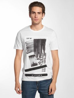 Only & Sons T-skjorter onsSean hvit