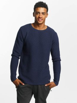 Only & Sons trui onsDan Structure blauw