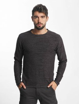 Only & Sons onsSatre New Sweatshirt Dark Grey Melange
