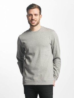 Only & Sons onsFiske Crew Neck Sweater Light Grey Melange