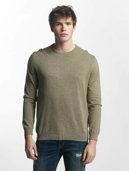 Only & Sons onsAlex Crew Neck Sweater Seagrass