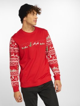 Only & Sons trui onsRexmas rood