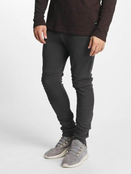 Only & Sons onsTabor Sweatpants Grey Pinstripe