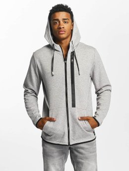 Only & Sons Zip Hoodie onsVinn gray