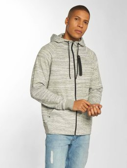 Only & Sons Zip Hoodie onsNew gray