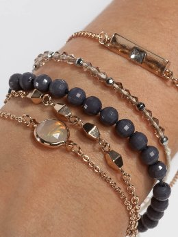 Only Armband onlBetty 5 Pack grau