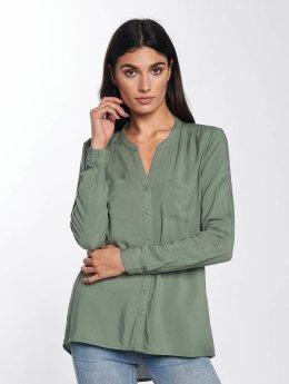 Only Blouse onlFirst Pocket groen