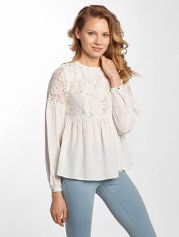 Only Blouse/Tunic onlUna white