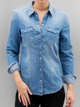 Only Bluse onlRock It blau