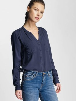 Only Bluse onlFirst blau