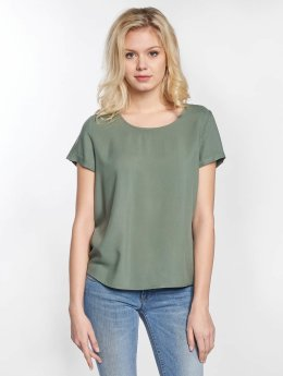 Only Bluse onlFirst grün