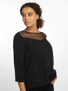 Only Bluse onlSonny 3/4 schwarz