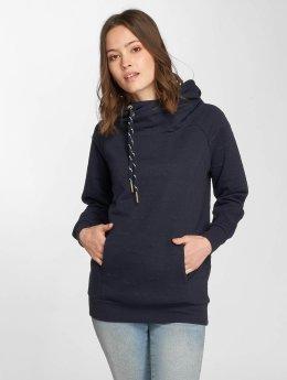Only Bluzy z kapturem onlCammi niebieski