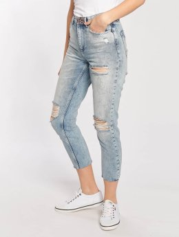 Only Boyfriend Jeans onlKelly Ank  modrý
