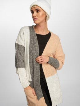 Only Cardigan onlSalvador Long Knit gray