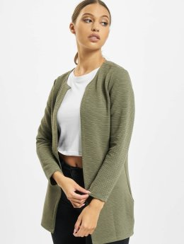 Only Cardigan onlLeco 7/8 Long green