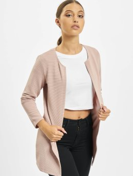 Only Cardigan onlLeco 7/8 Long rose