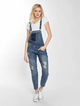 Only Dungaree onl Kim Witty blue