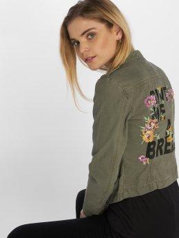Only onlAustin Embroidery Jacket Kalamata