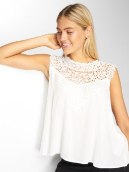 Only Hihattomat paidat onlLaura valkoinen