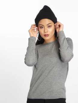 Only Jumper onlMila Lacy Knit grey