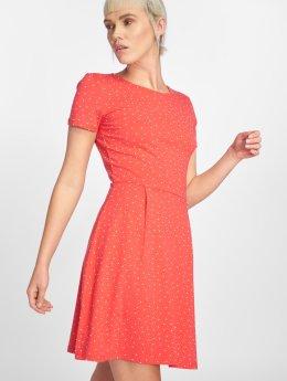 Only jurk onlDagmar Dot rood