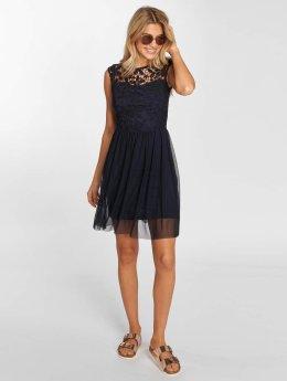Only Kleid onlCrochetta blau